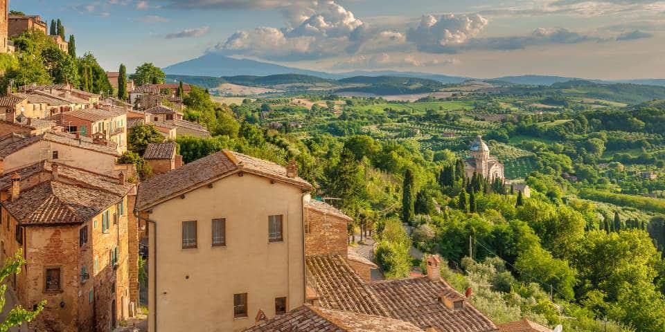 Фотографии Тосканы