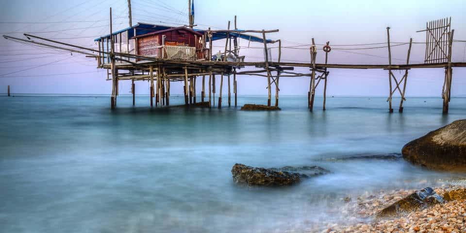 Рыбацкий дом в Абруццо