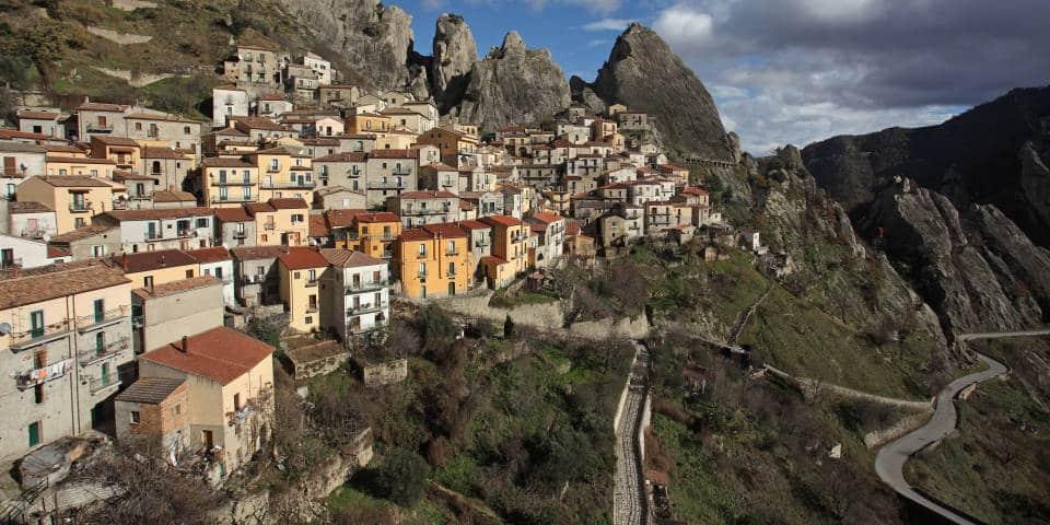 Пейзажи Абруццо