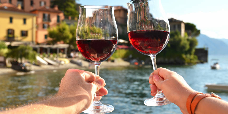 Романтическое путешествие в Италию на озеро Комо