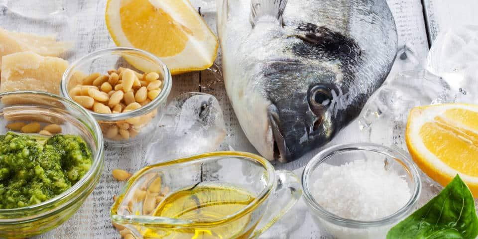 Как готовить свежую рыбу