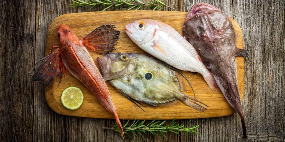 Рыбные рынки в Италии