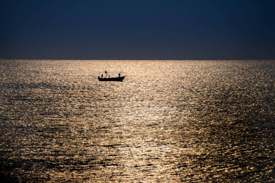 Рыбалка на озере Гарда