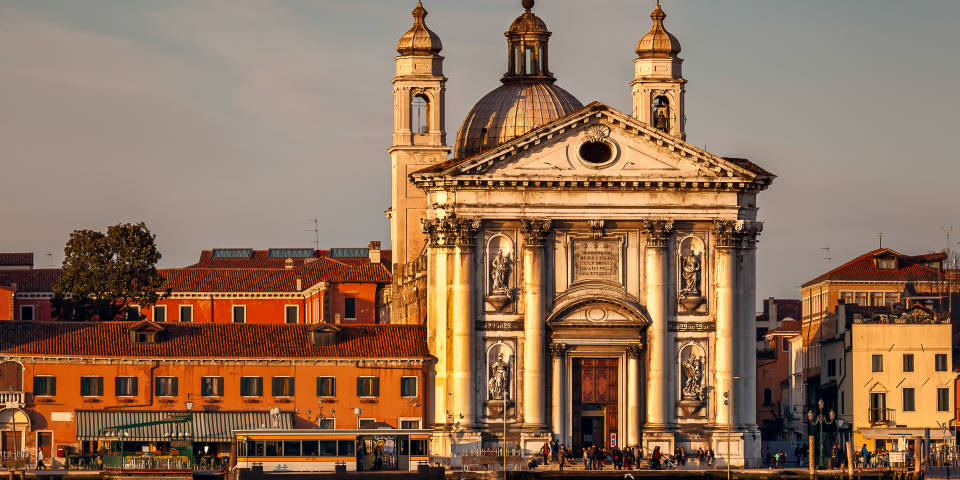 Церковь Святой Марии в Венеции
