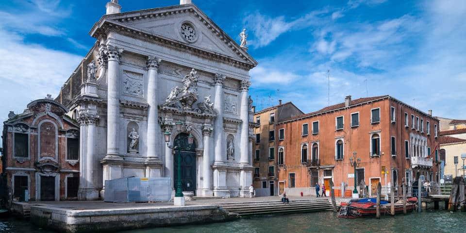 Церковь в Венеции