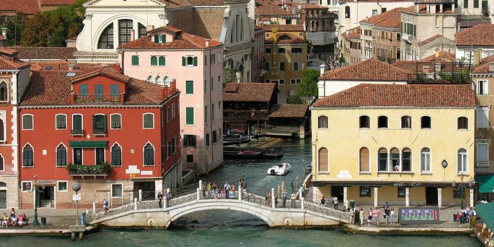 Венеция с высоты
