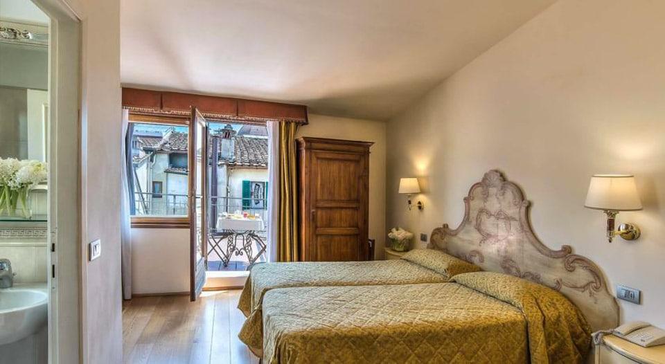 Atlantic Palace отель 4 звезды во Флоренции