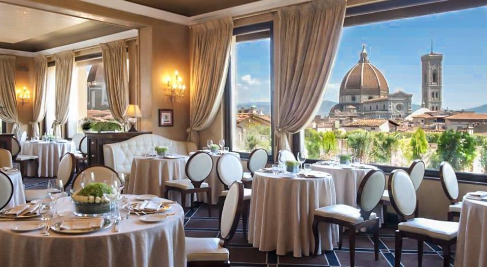 Отель в центре Флоренции Grand Hotel Baglioni 4 звезды