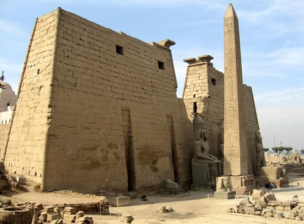 Обелиски Рима - Древне-египетский обелиск