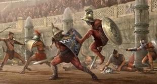 Побег гладиаторов – восстание Спартака