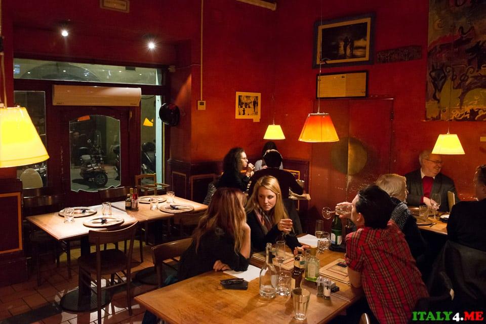 ресторан во Флоренции
