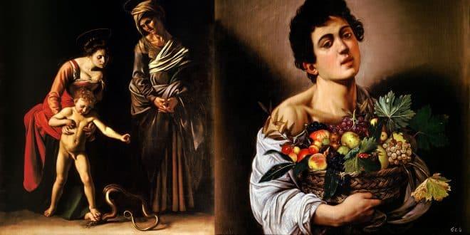 картины Караваджо в Риме