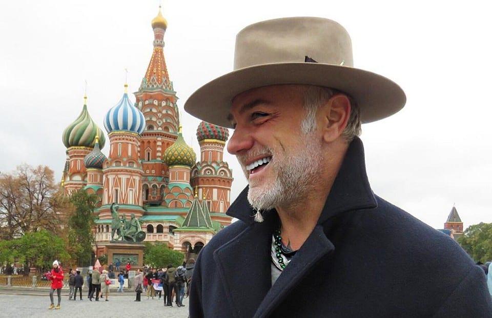 Джанлука Вакки в Москве