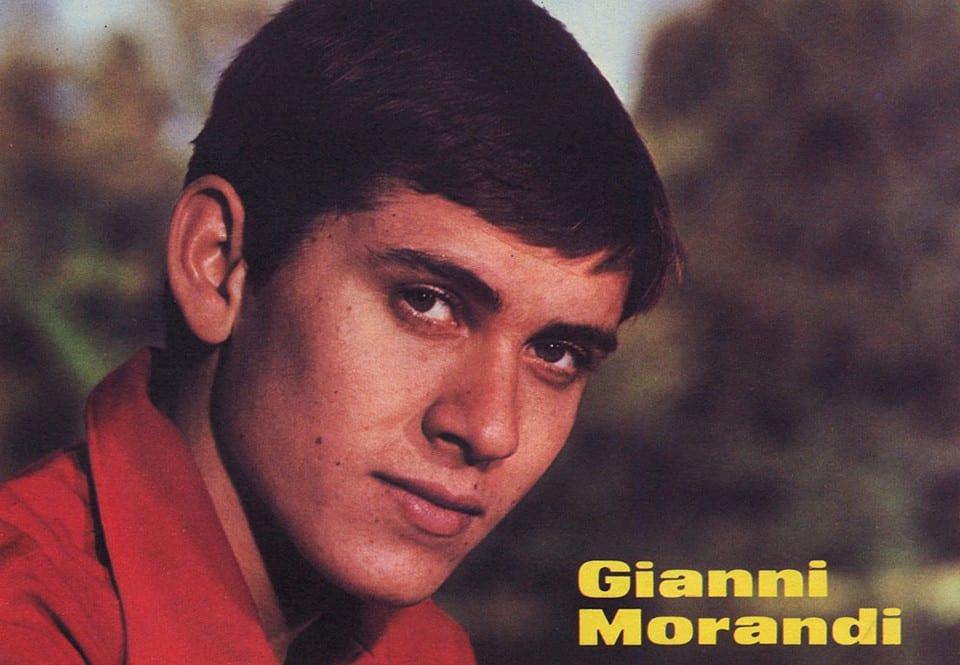 Джанни Моранди биография