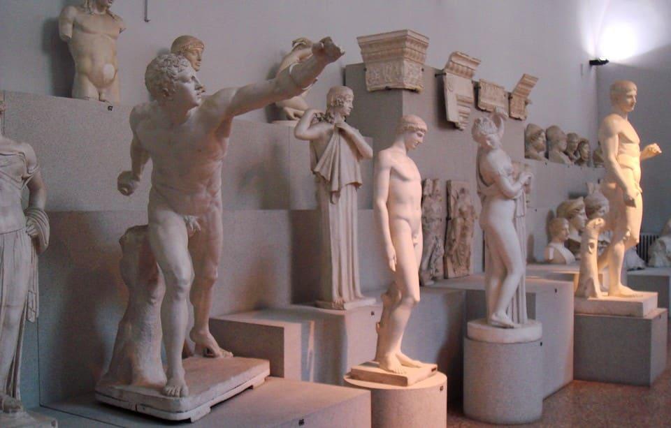 археологический музей в Болоньи