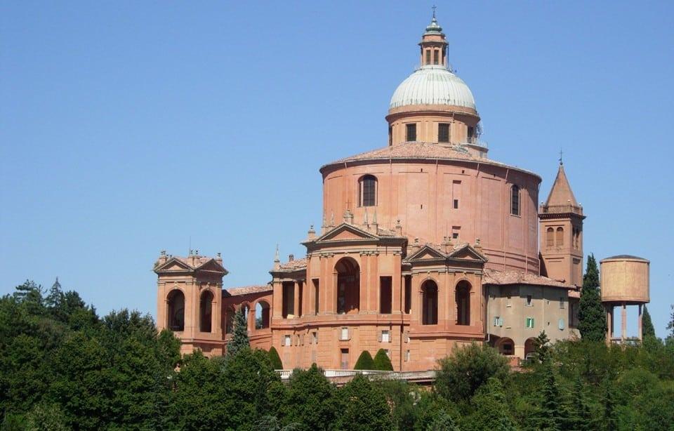 храм Мадонны Святого Луки