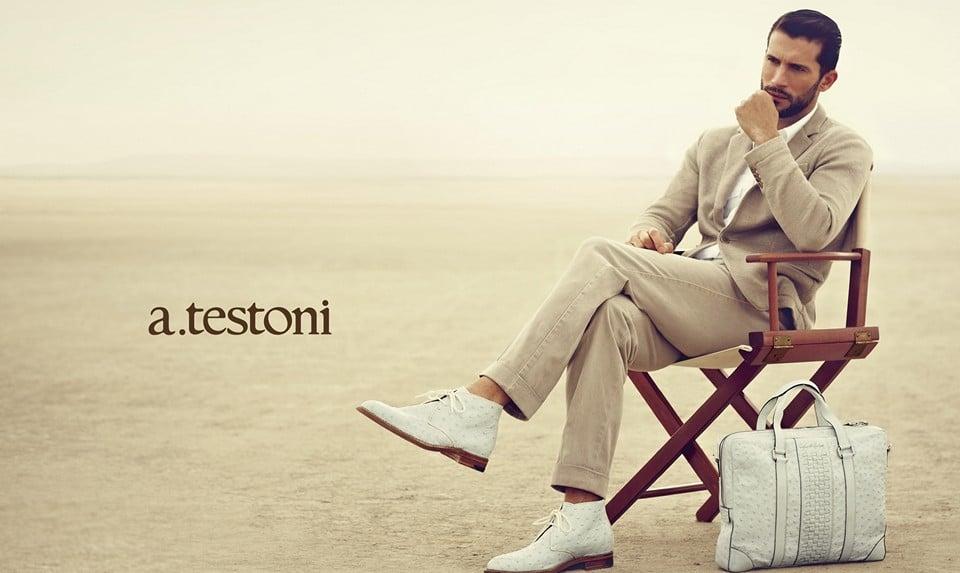 A. Testoni обувь