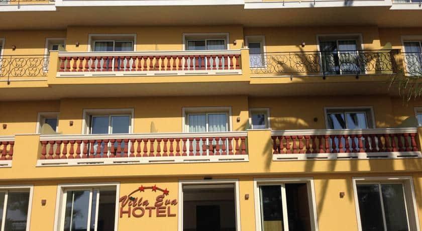Отель 3 звезды Hotel Villa Eva в Вентимилья