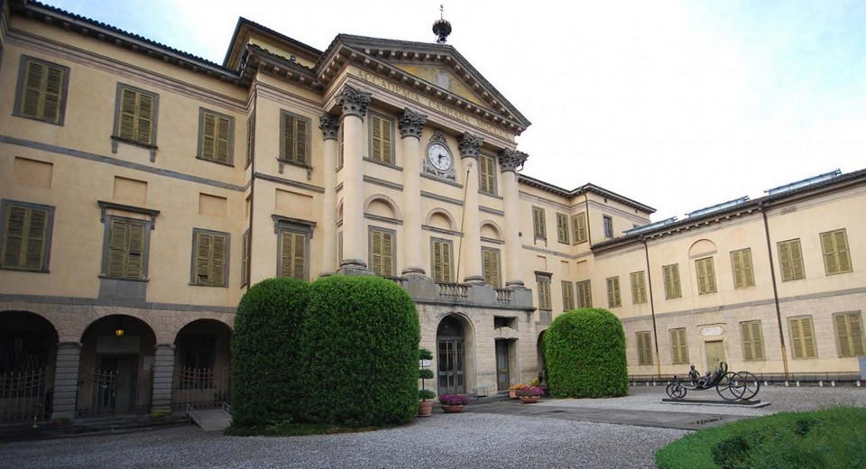 Академия Каррары в Бергамо