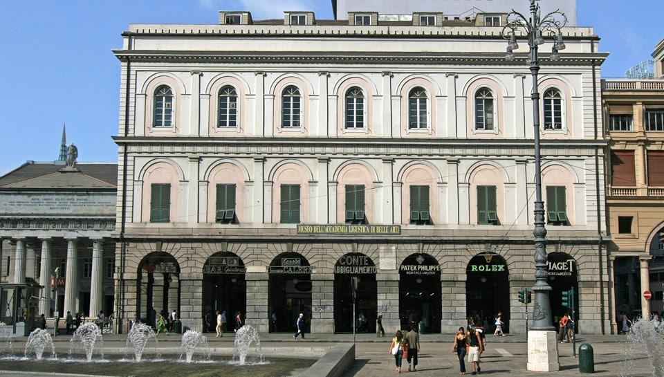Музей Академии лигурийского искусства