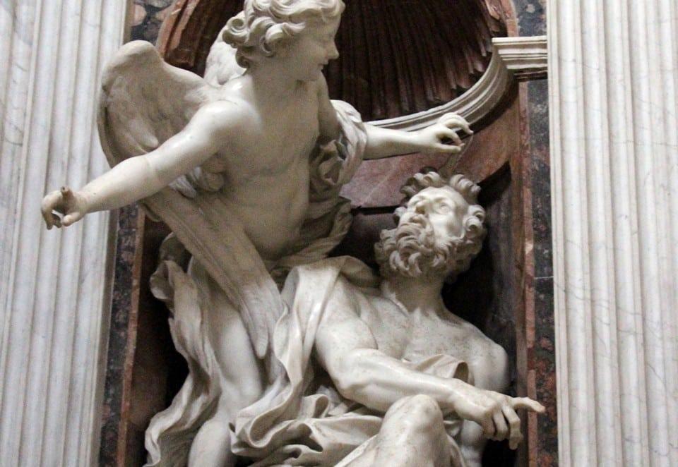 Аввакум и ангел
