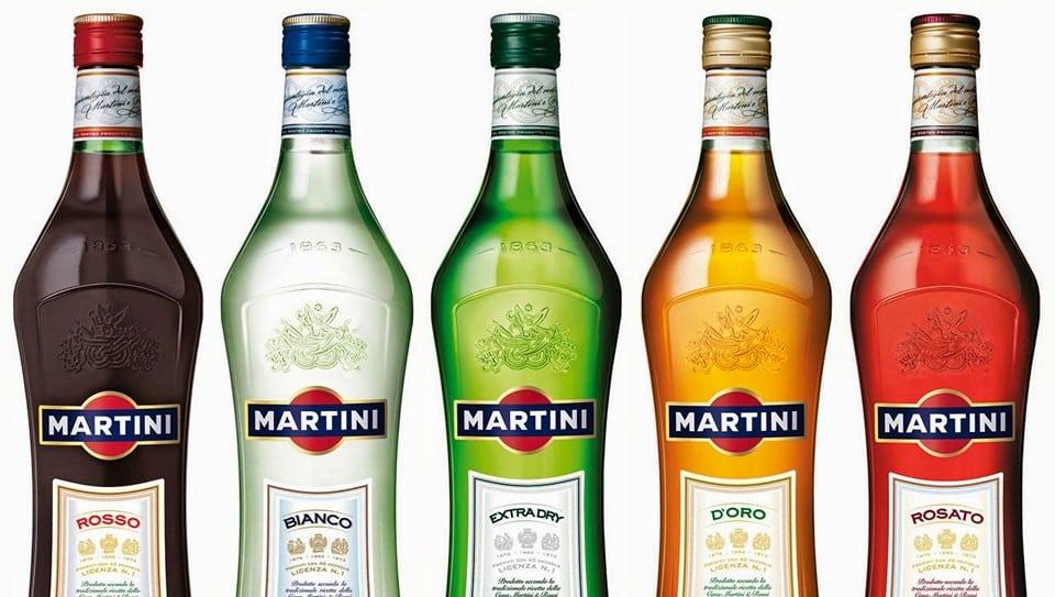 вермуты Martini