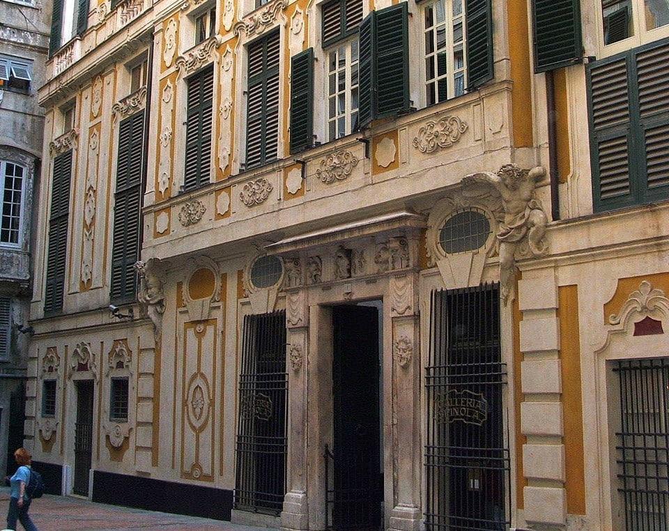 Национальная галерея во дворце Спинола
