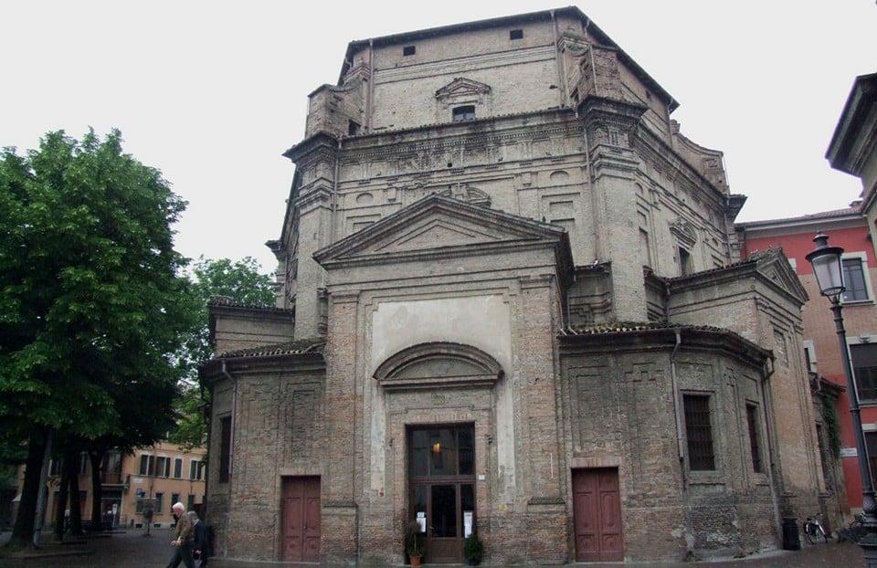 Церковь Богоматери у военных квартир