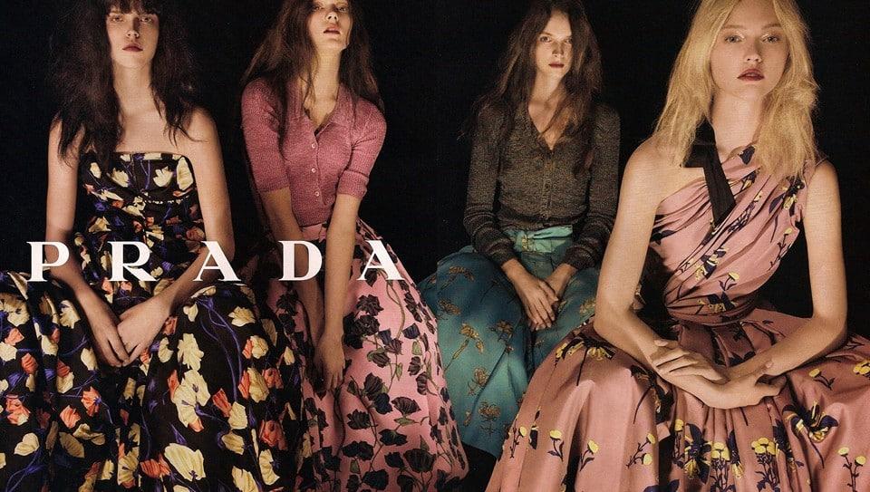 Коллекция женской одежды Prada