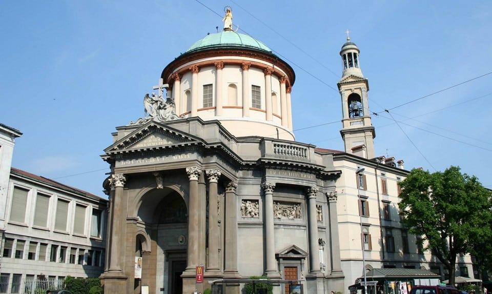 Церковь Непорочной Девы Марии