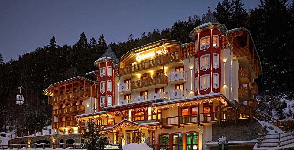 Hotel cerana madonna di campiglio