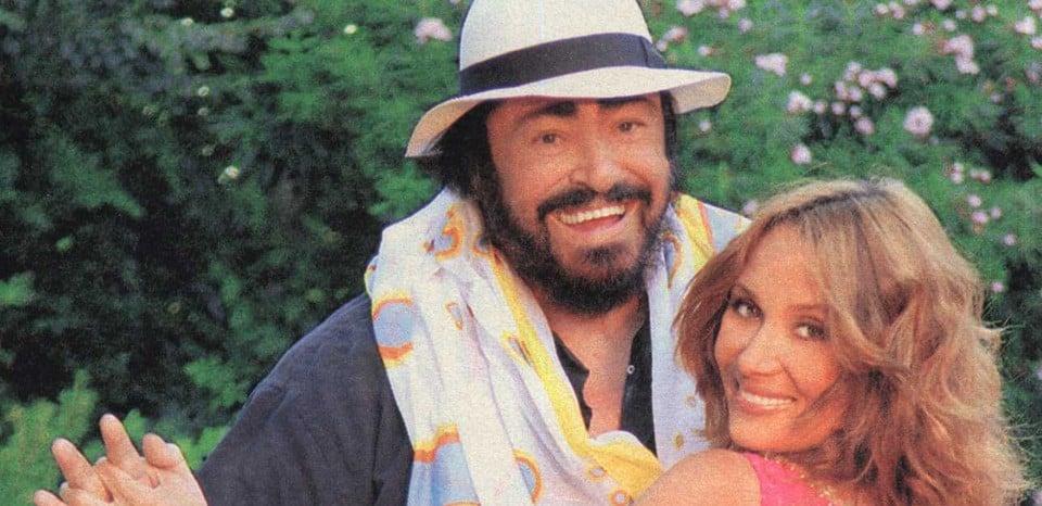 Николетта и Лучано сочетаются узами брака