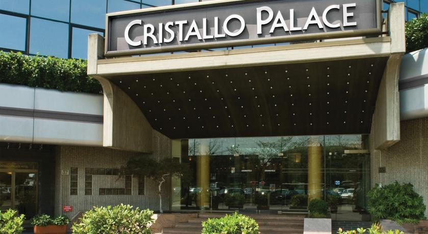 Отель 4 звезды Starhotels Cristallo Palace