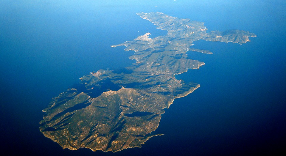 Остров Эльба