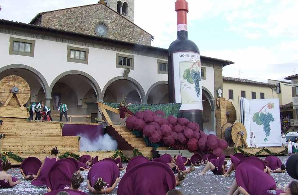 фестиваль винограда