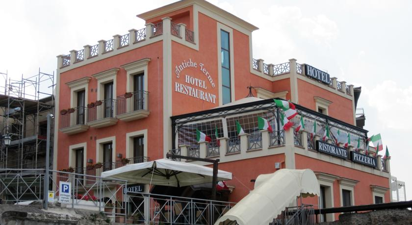 Отель Antiche Terme