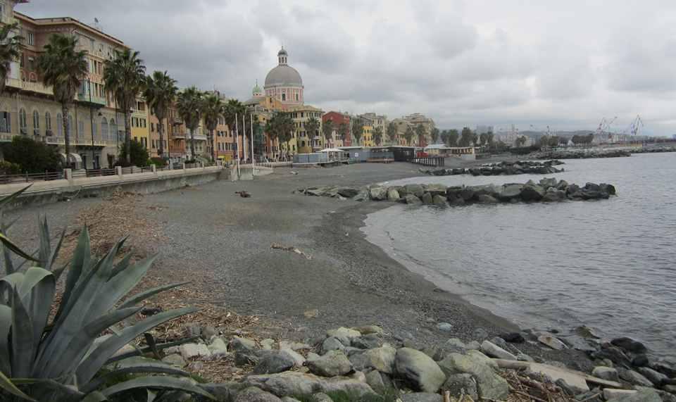 Пельи, пригород Генуи