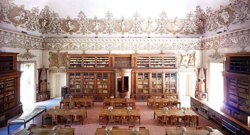 Национальная Библиотека Виктора Эммануила III