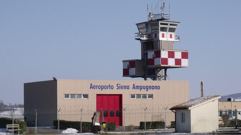 аэропорт «Siena Ampugnano»