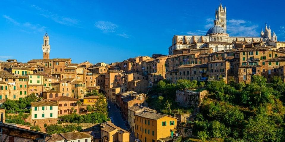 Сиена Италия