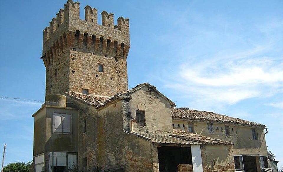 Башня Маттеуччи