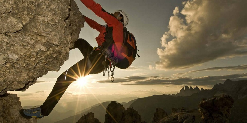 Для альпинистов Валь Гардена – настоящий рай