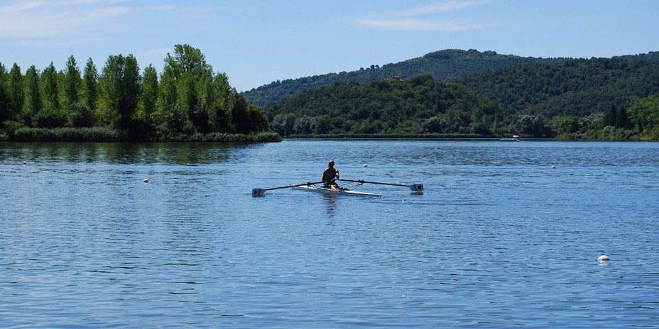 Озеро Больсена
