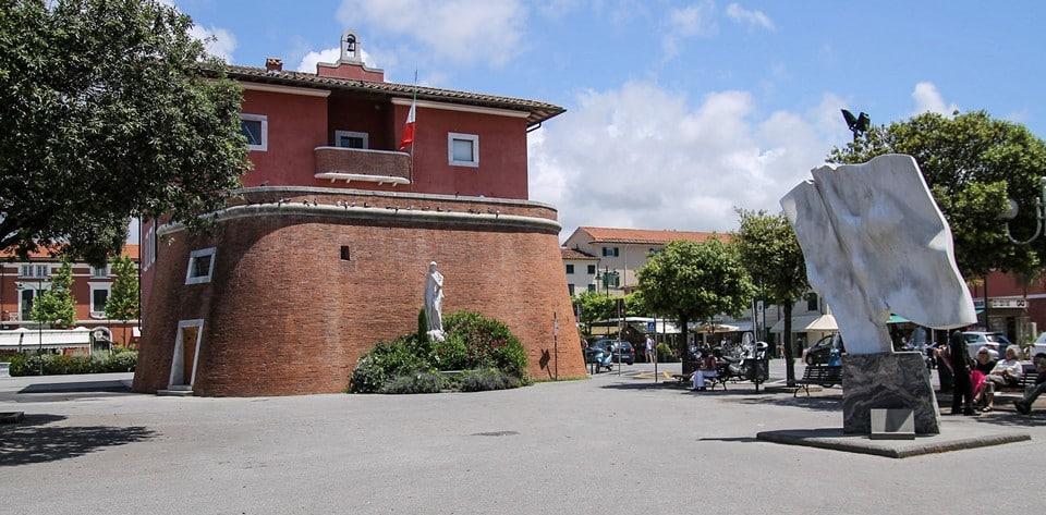 Музей сатиры и карикатуры на площади Гарибальди