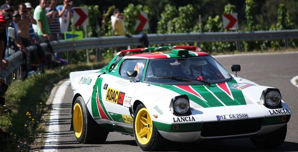 Stratos Lancia Rally