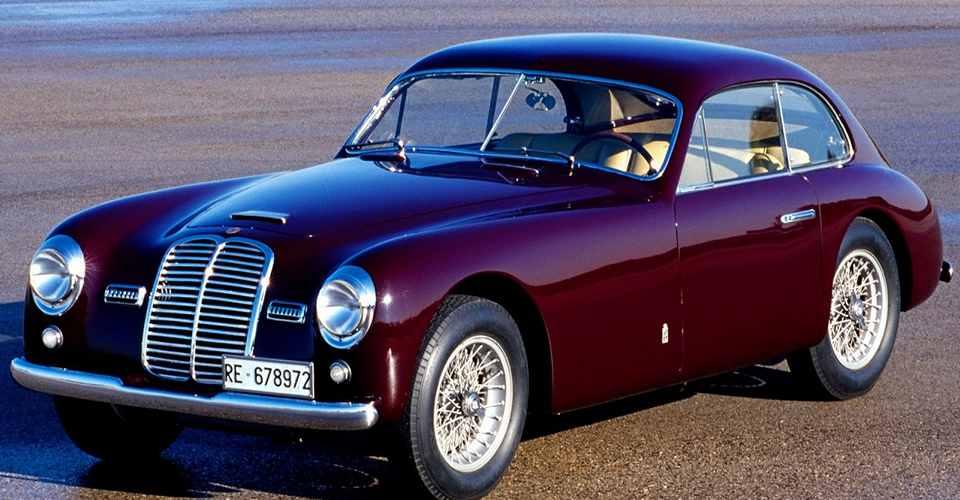 История компании Maserati