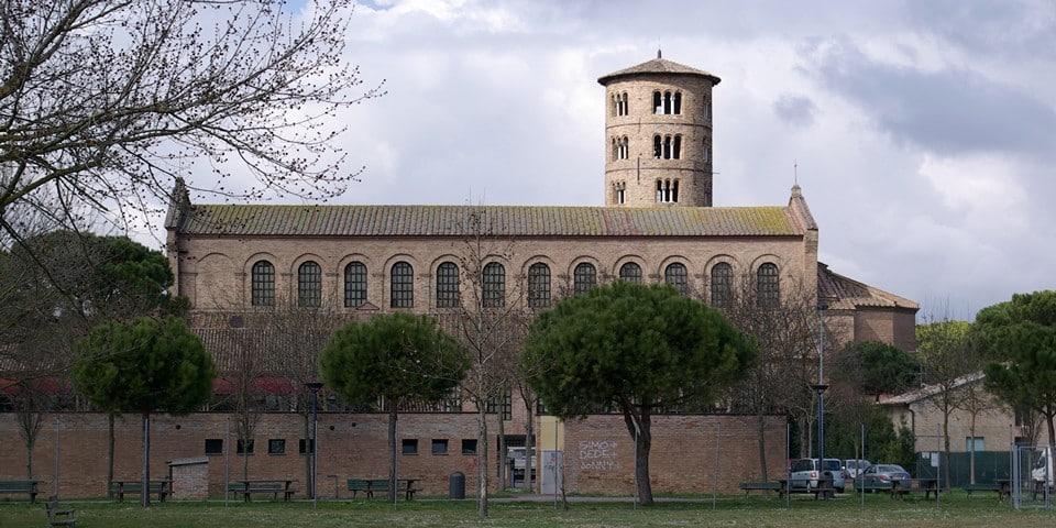 Новая базилика святого Аполлинария