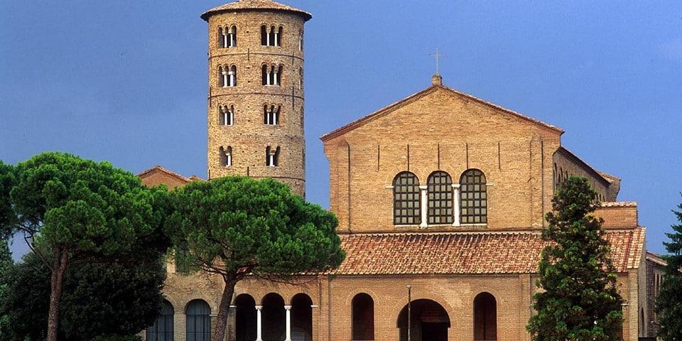 Базилика святого Аполлинария в Классе