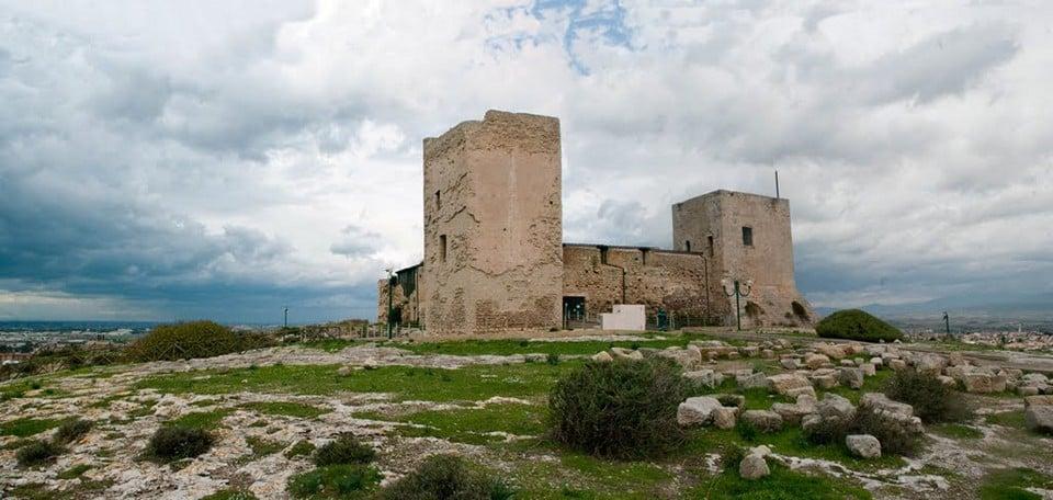 Крепость святого Михаила Сен-Реми