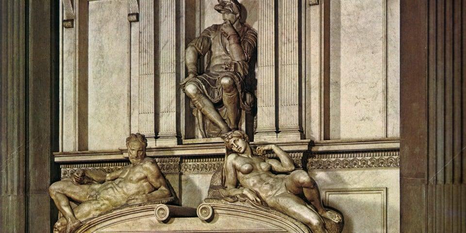 Надгробие Лоренцо II Медичи